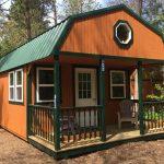 Smokey Hollow Deluxe Cabin Style 2 Exterior