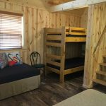 Smokey Hollow Deluxe Cabin Style 2 Interior