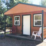 Smokey Hollow Deluxe Cabin Style 3 Exterior