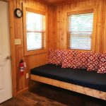 Smokey Hollow Deluxe Cabin Style 3 Living Room