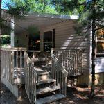 Smokey Hollow Park Model 3 Deck