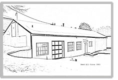 Bend all automotive 1993, a line drawing,