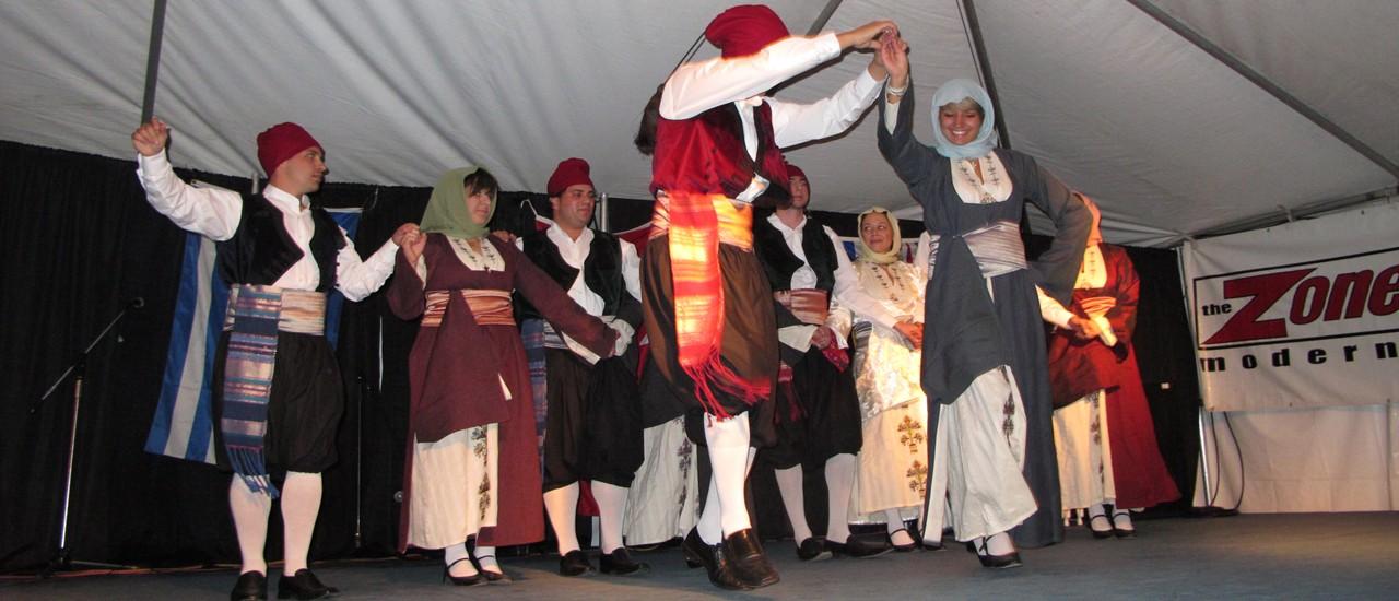 Victoria Greek Festival