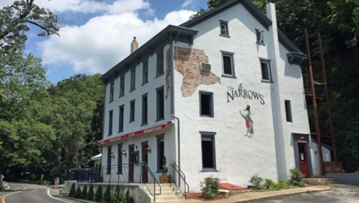 The Narrows Inn Reopens
