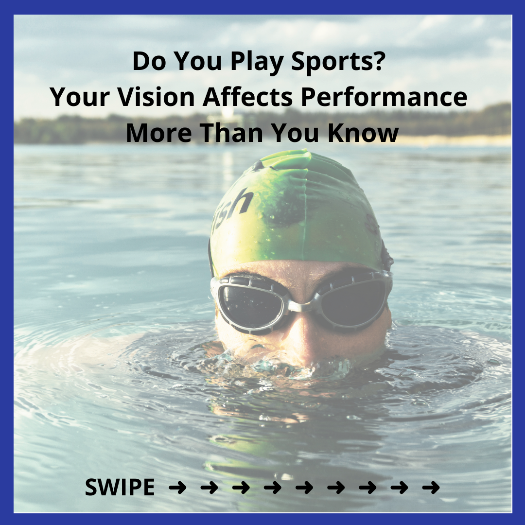 Do You Play Sports? Your Vision Affects Performance More Than You Know