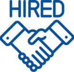 hired icon