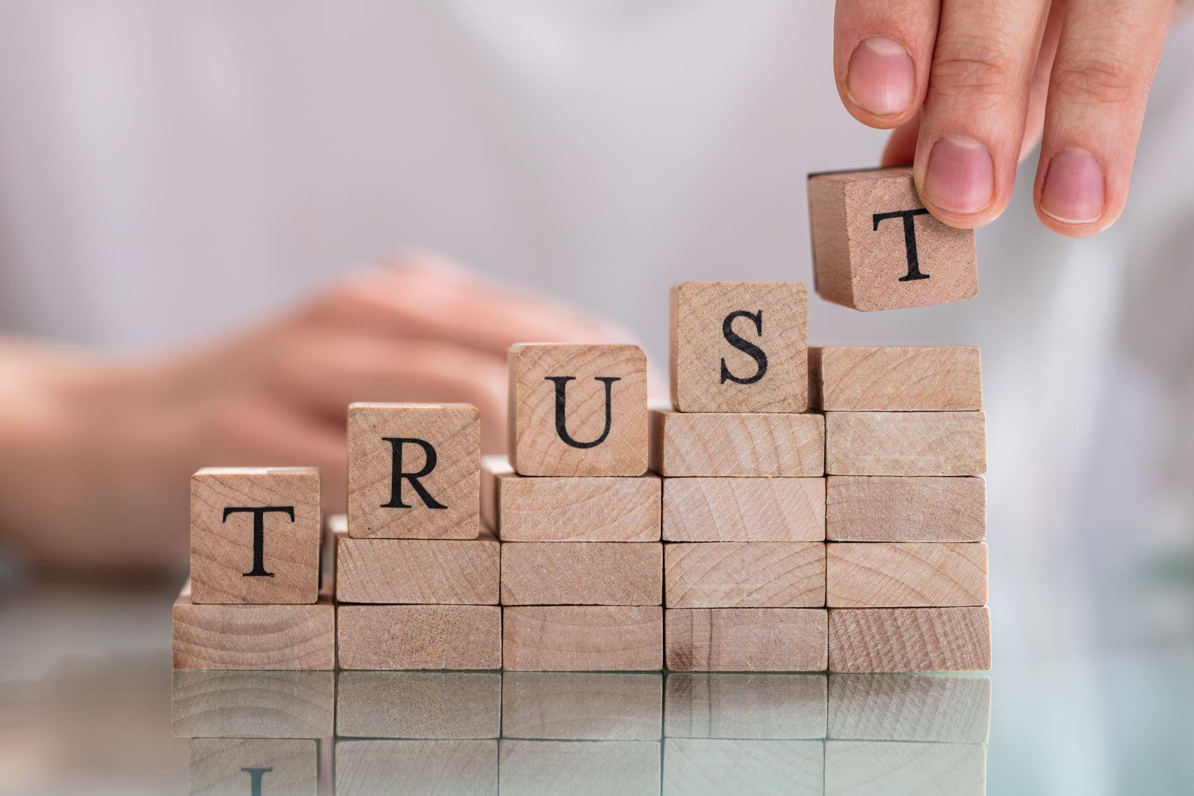 Rebuilding Trust in Turbulent Times