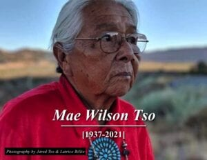 Mae Wilson Tso