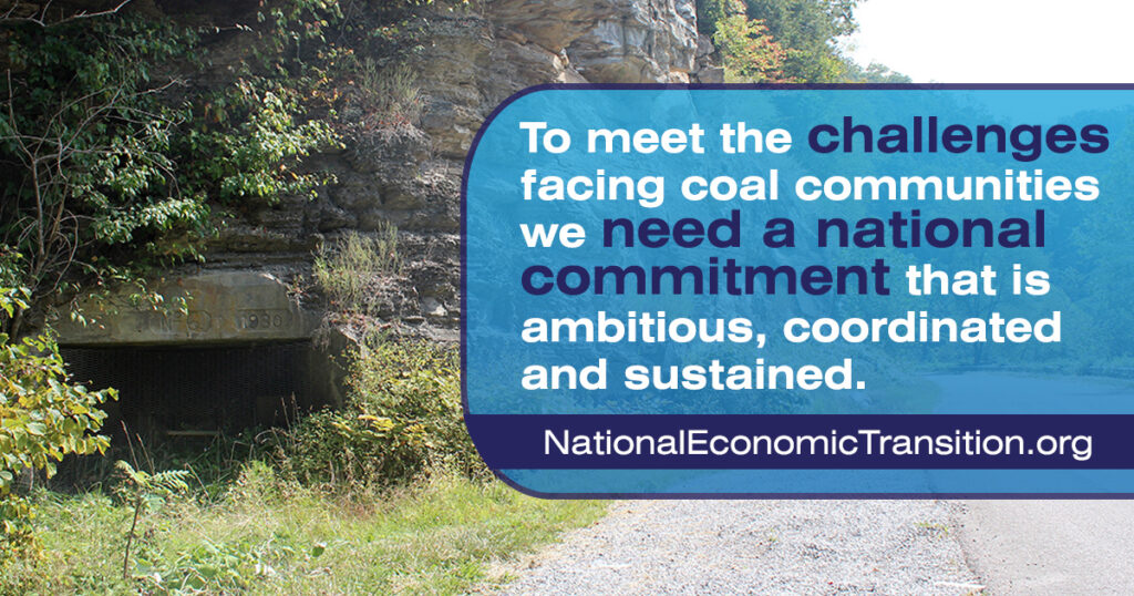 The goal of National Economic Transition