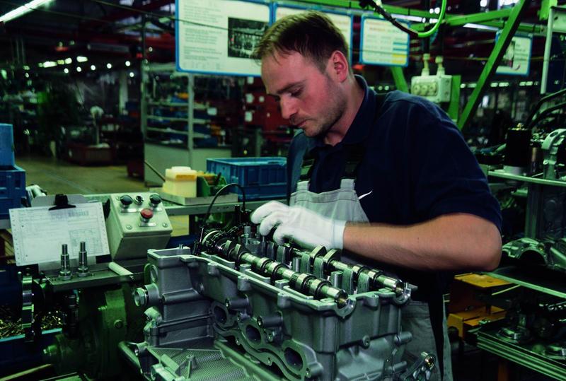 Porsche Engine Break-In