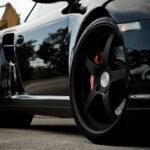 Porsche and Nitrogen Tires