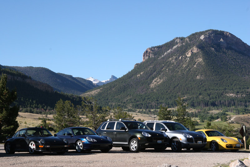 2010 Fall Tour to Red Lodge, Montana