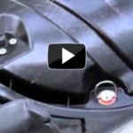 Porsche Boxster S – 986 Remove Engine Cover – Replace Air Filter
