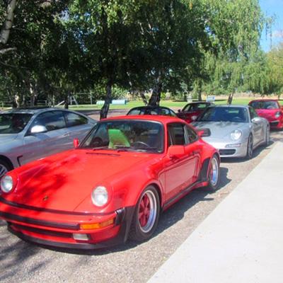 Porsche Club Tour