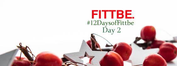12 Days of Fittbe Day 2!