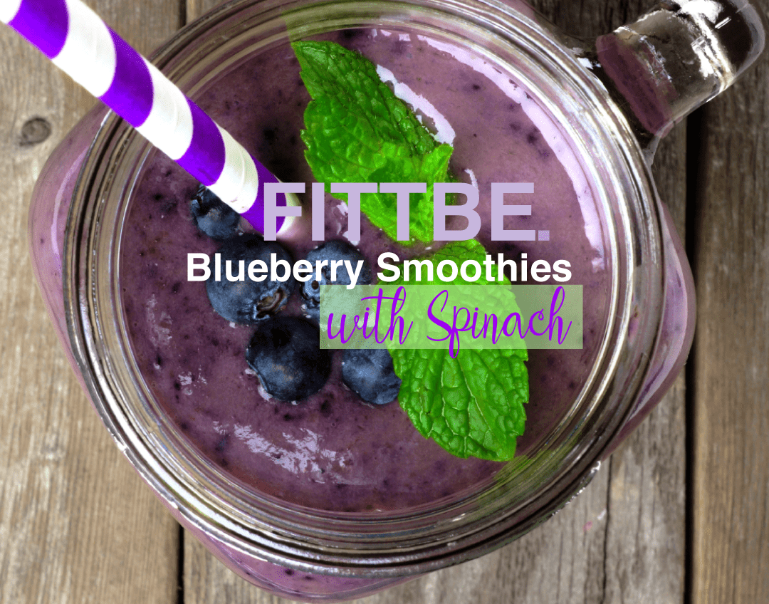Delicious and Healthy Blueberry Smoothies!