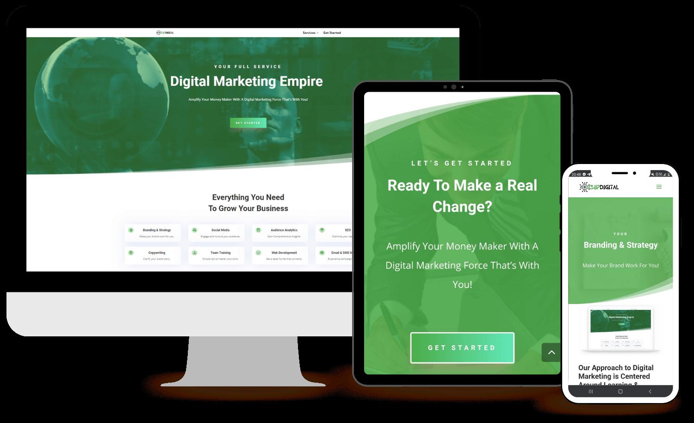 CHIP-DIGITAL-Your-Full-Service-Digital-Marketing-Empire-Copyriting Graphic