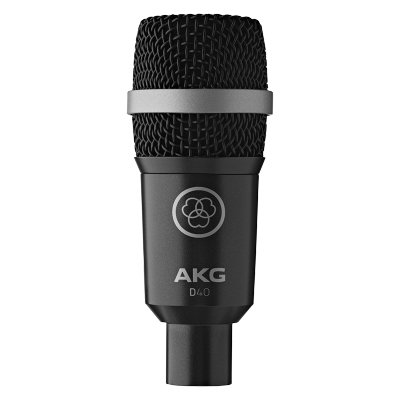 AKG D40 Microphone Picture