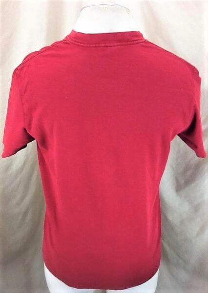 1994 Vintage Arizona Cardinals Shirt (Med) Retro NFL Shirt (Back)