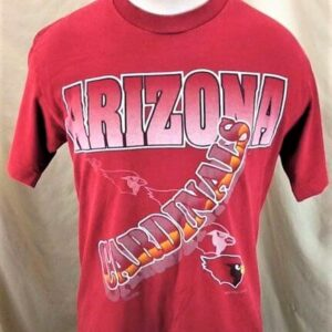 1994 Vintage Arizona Cardinals Shirt (Med) Retro NFL Shirt (Main)