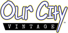 Our City Vintage - Vintage Clothing Store Logo