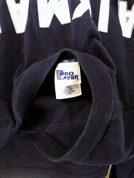 Vintage 1997 Troy Aikman #8 (2XL) Retro Dallas Cowboys Heavy Jersey T-Shirt (Tag)
