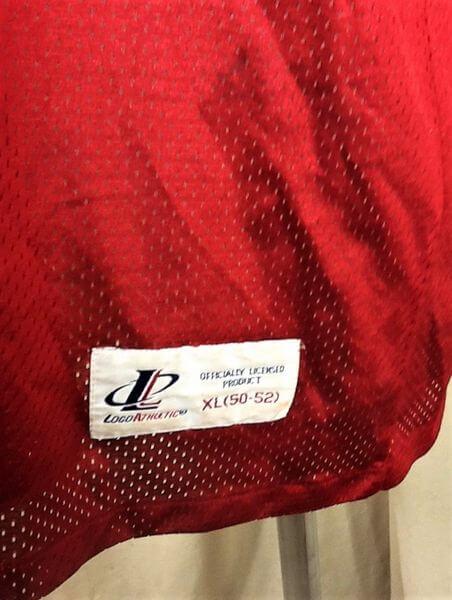 Vintage 90's Jerry Rice #80 (XL) Retro San Francisco 49ers Football Jersey (Jock Tag)