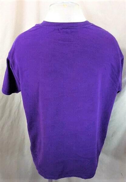 Vintage 1995 Minnesota Vikings Pro Line (XL) Retro NFL Football Graphic T-Shirt (Back)