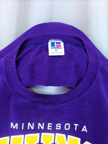 Vintage 1995 Minnesota Vikings Pro Line (XL) Retro NFL Football Graphic T-Shirt (Tag)