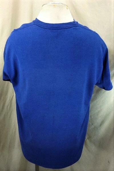 Vintage 90'S Velva Sheen Disney's Goofy (XL) Iconic Cartoon Single Stitch T-Shirt (Back)