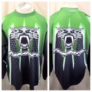 Vintage 90's Arctic Cat Team Arctic (Large) Snowmobile Gear Arctic Wear Jersey (Main)