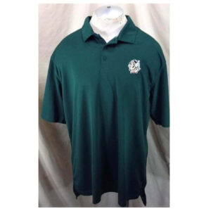 North Dakota Fighting Sioux (XL-2XL) UND Sioux Pullover Graphic Polo Shirt (Main)