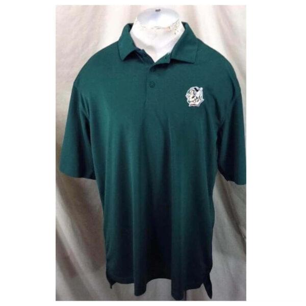 North Dakota Fighting Sioux (XL-2XL) UND Sioux Pullover Graphic Polo Shirt (Main)