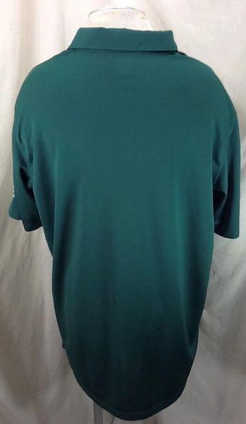 North Dakota Fighting Sioux (XL-2XL) UND Sioux Pullover Graphic Polo Shirt (Back)