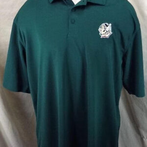 North Dakota Fighting Sioux (XL-2XL) UND Sioux Pullover Graphic Polo Shirt (Front)