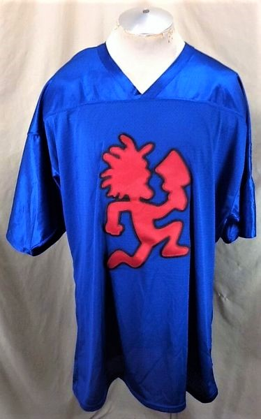 Psychopathic Records The Hatchet (3XL) Hip Hop Record Company Polyester Jersey (Front)