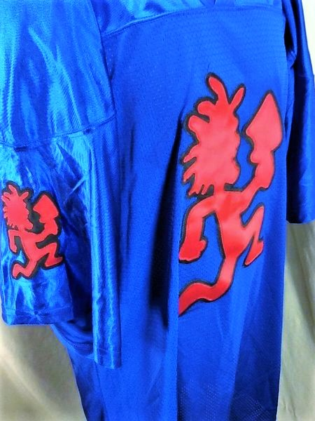 Psychopathic Records The Hatchet (3XL) Hip Hop Record Company Polyester Jersey (Logo)