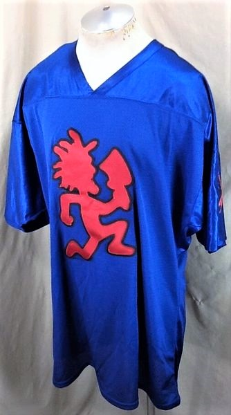 Psychopathic Records The Hatchet (3XL) Hip Hop Record Company Polyester Jersey (Side)