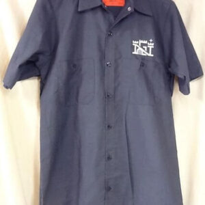 Red Kap Northgate Brewing (Small) Minneapolis Breweries Button Up Beer Shirt (Front)