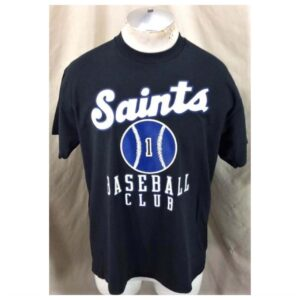 Vintage 90's St. Paul Saints (XL) Minor League Baseball Single Stitch T-Shirt (Main)