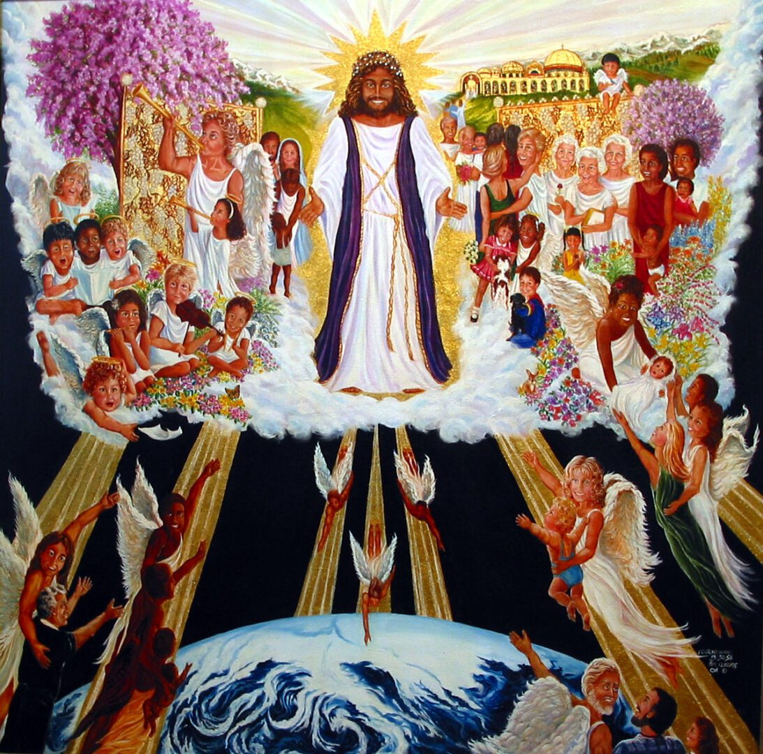 01 - Rapture of the Church - Rev 1, 7-10