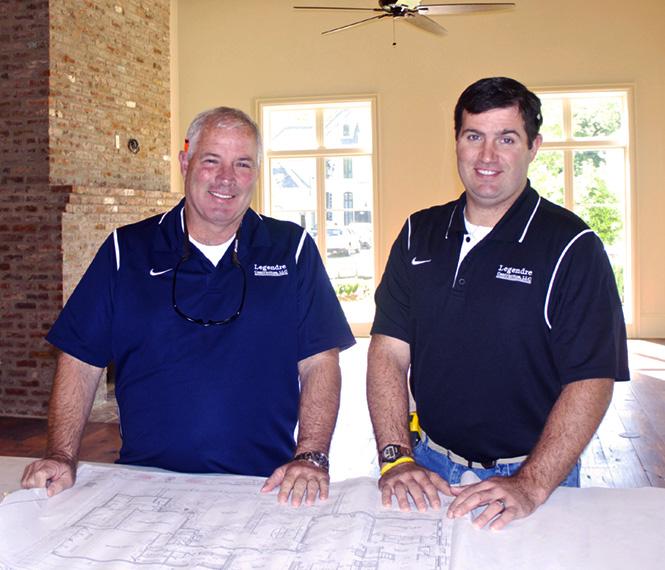 Legendre Construction Owners