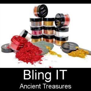 ancient treasures bling it