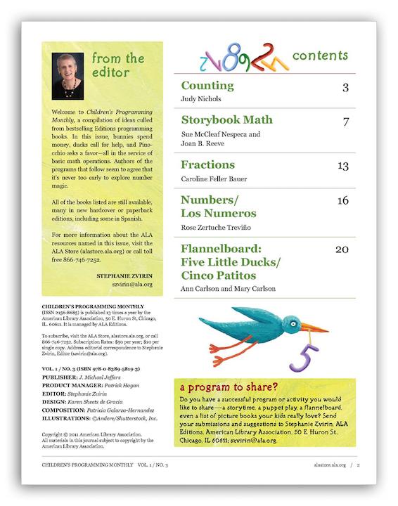 Children's Magazine Design