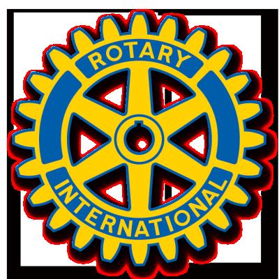 Trinity Presents to Rotary