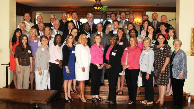 Trinity Hosts Phase I Grant Awards Luncheon