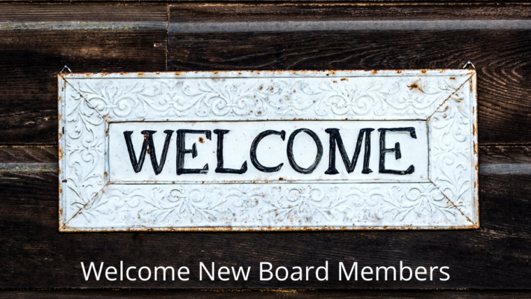 Trinity Welcomes New Board Members for 2018