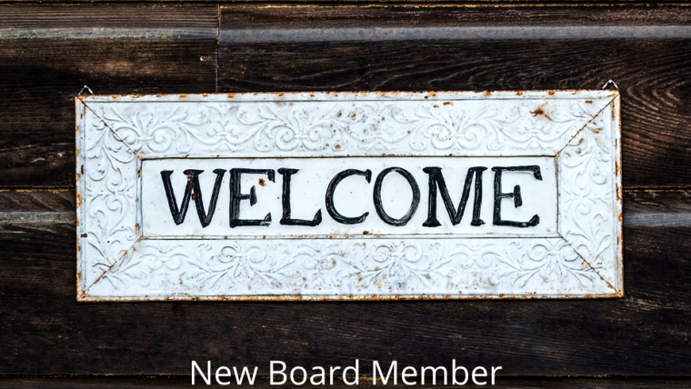 Trinity Welcomes New Board Member