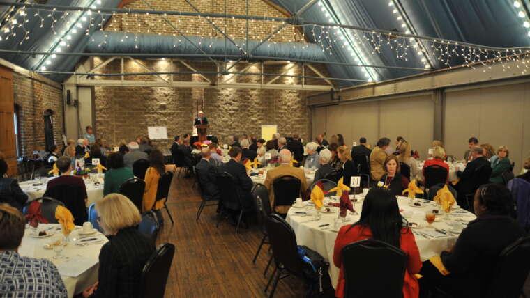Trinity Hosts Community Roundtable Event