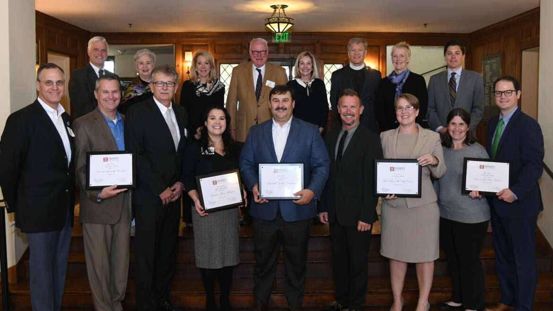 2018 Phase II Winners Awarded